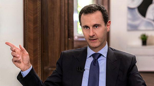 Άσαντ: Η Δαμασκός δεν διαθέτει χημικό οπλοστάσιο