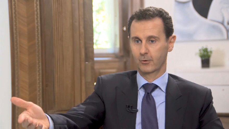 Bachar al Asad: Siria no quiere el dinero de Occidente para la reconstrucción