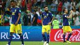 A fenébe a rasszizmussal - álltak ki a svéd focisták megfenyegetett társuk mellett