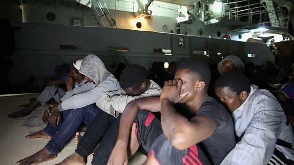 تنها در یک روز هزار پناهجوی آفریقایی در مدیترانه نجات یافتند