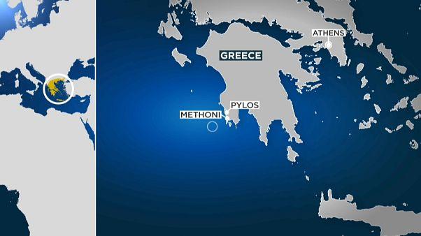 زلزال بشدة 5.5 درجات يهز بيلوبونيز جنوب اليونان