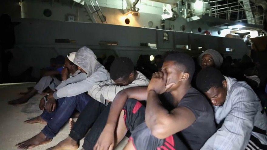 Ливия возвращает мигрантов в Африку
