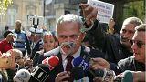 Nem nyugszanak a tüntetők Romániában