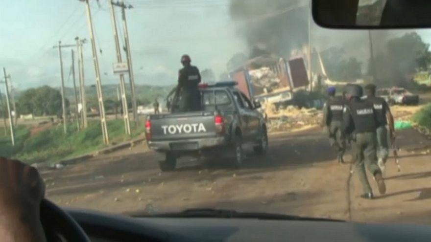 Violences meurtrières dans le centre du Nigéria