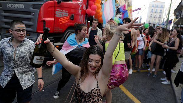 آغاز «ماه افتخار» دگرباشان جنسی در آمریکا