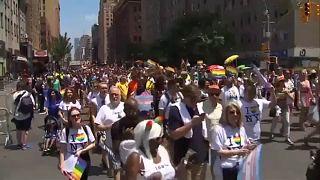 """USA: """"Gay Pride"""" egy bírósági döntés árnyékában"""