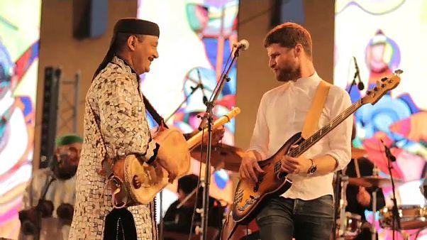 Гнауа - музыка, которая объединяет
