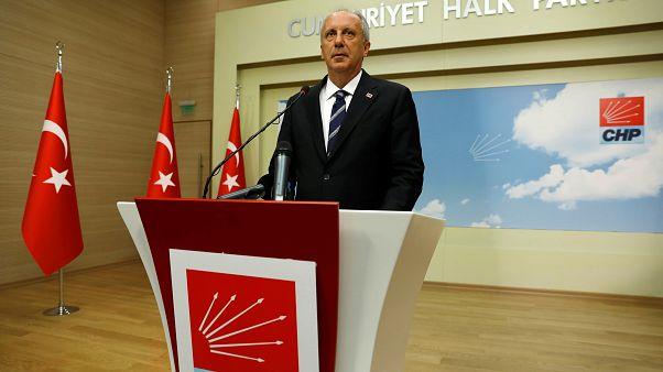 İnce: Kimse beni tehdit etmedi, yeni rejim Türkiye için bir tehlikedir, artık tek adamlığa geçilmiştir