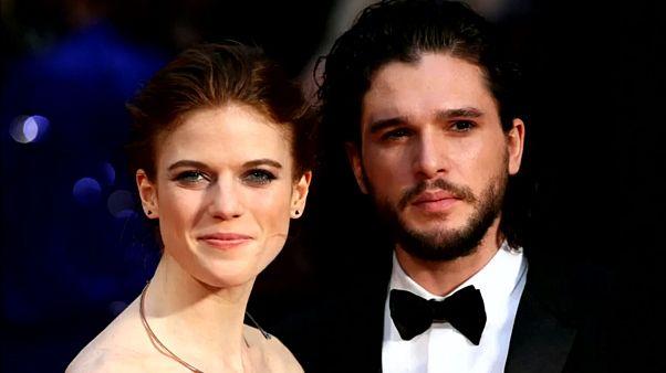 ازدواج دو بازیگر جوان سریال بازی تاج و تخت