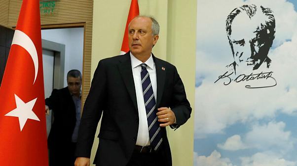 Muharrem Ince, presidential candidate