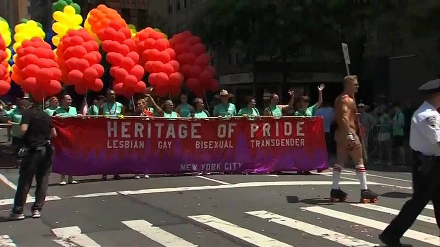 Marchas do Orgulho LGBT nos EUA