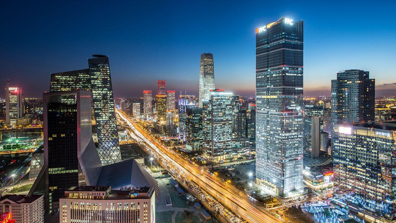 Sei giorni a Pechino fra lavoro e piacere