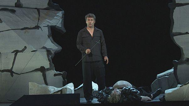 """""""Parsifal"""" de Wagner no Festival de Ópera de Munique"""
