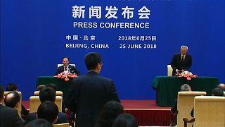"""Vertice Cina-Unione Europea, Katainen: """"Risponderemo ai dazi di Trump"""""""