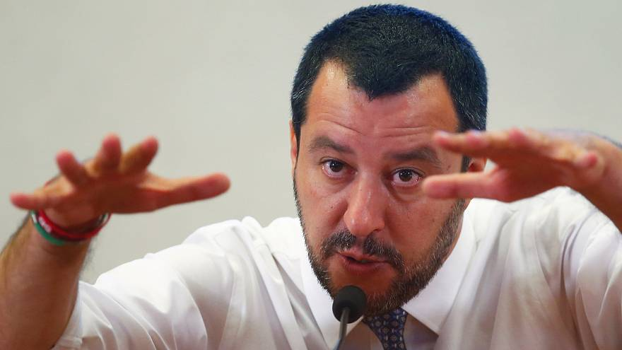 """Salvini: """"Hotspot a sud della Libia"""". Su Lifeline: """"L'Europa si ricordi di esistere"""""""