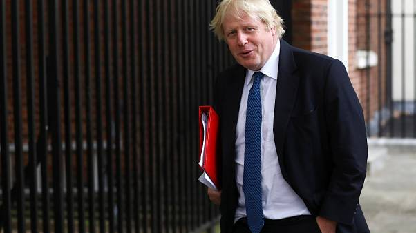 Boris Johnson MIA for critical parliamentary vote on expansion of Heathrow