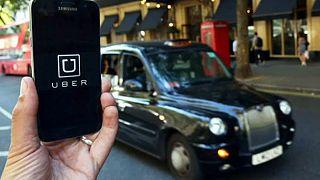Londonban perel az Uber