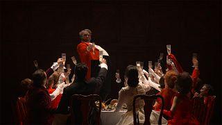 Bryn Terfel stars as Falstaff at the Royal Opera House in London