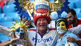 Уругвай - Россия - 1:0