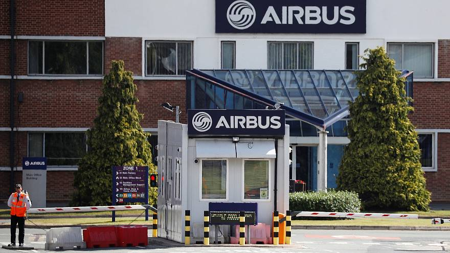 Airbus warns about Brexit