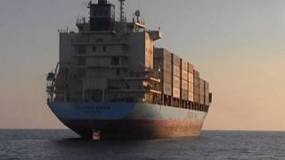 Maersk cargo ship granted permission to dock in Italy