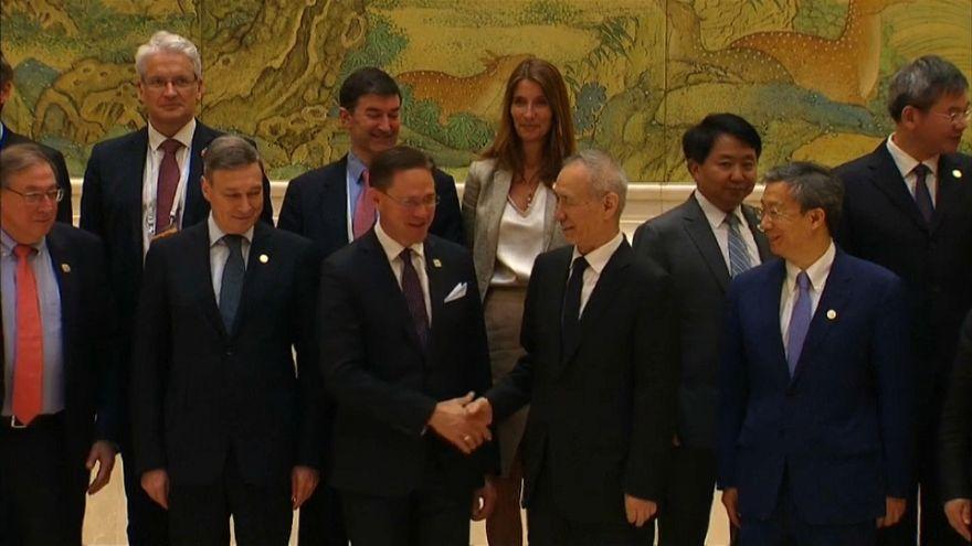 China y la UE, contra el proteccionismo de Trump