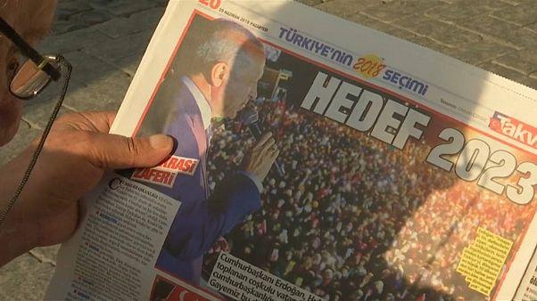 CHP-Kandidat Ince erkennt Erdogan-Sieg bei Türkei-Wahl an