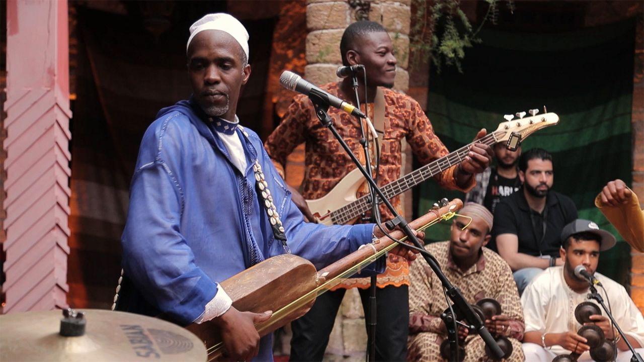 Gnaoua Festivali, Fas'ta dünyanın müziğine ev sahipliği yaptı