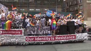 Marcha do Orgulho LGBT em Nova Iorque