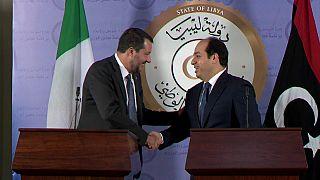 Matteo Salvini aboga por cambiar el Reglamento de Dublín