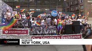 La gay pride, de New-York à San Francisco