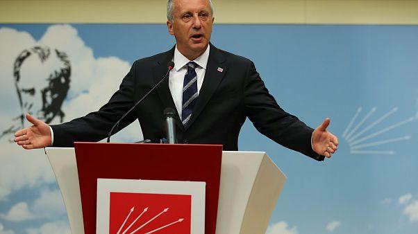 Oposição turca reconhece derrota
