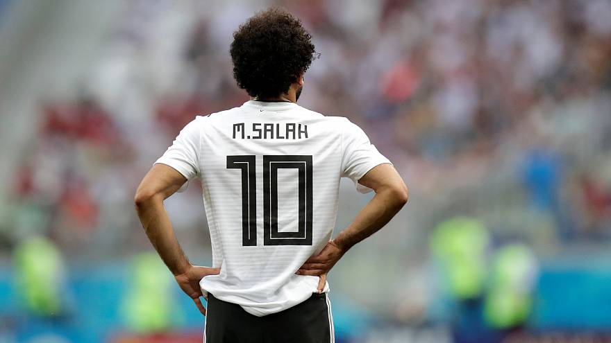 Salah não vai abandonar o futebol, diz Federação Egípcia
