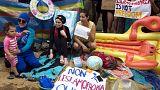 Össztűz zúdult a német családügyi miniszterre burkiniügyben