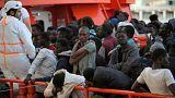 ارتفاع عدد سكان إسبانيا بسبب المهاجرين
