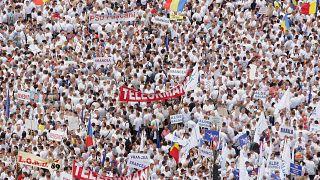«Όχι» των Ρουμάνων στη διαφθορά