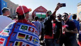 Μουντιάλ 2018: Σε ετοιμότητα οι οπαδοί Ισπανίας και Μαρόκου