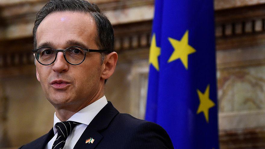 Almanya Dışişleri Bakanı Heiko Maas'tan OHAL'i kaldırma çağrısı