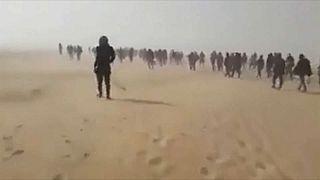 Argelia abandona en el desierto a cerca de 13.000 migrantes desde 2017