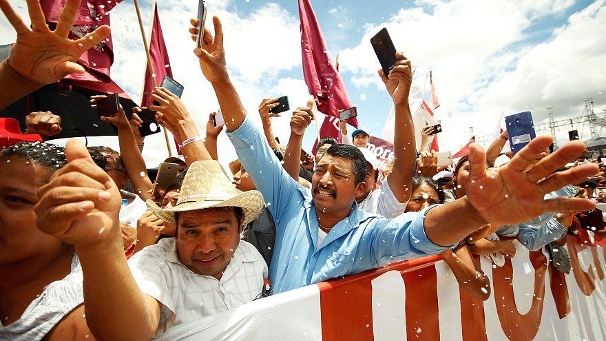 Violencia, voto joven y hastío: Las claves de las elecciones en México