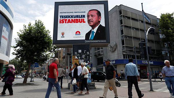 Observadores apontam desigualdades nas eleições turcas