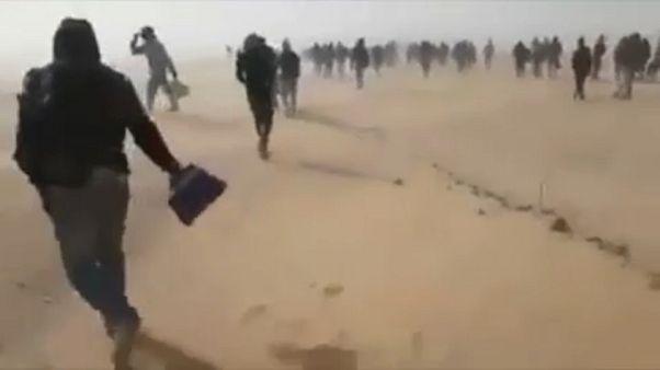 Εγκαταλείπουν τους μετανάστες στην «κόλαση» της Σαχάρας