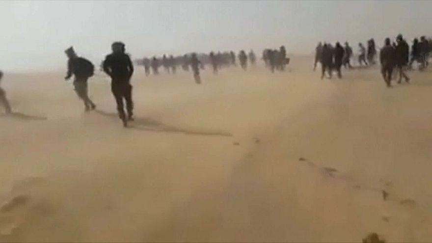 Expulsions meurtrières vers le Sahara