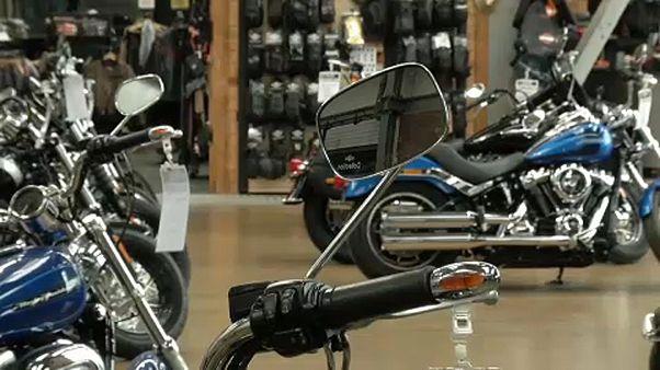Költözik a Harley-Davidson
