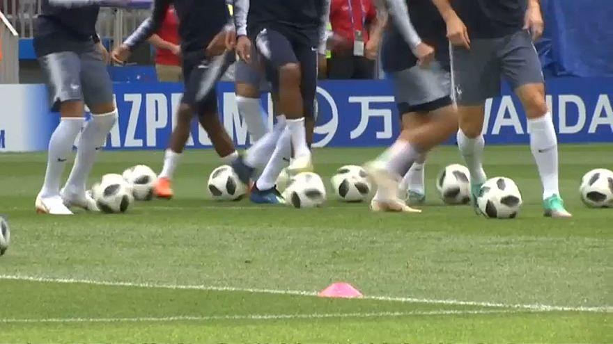 Dänemark tifft auf Frankreich - Australien vor WM-Aus
