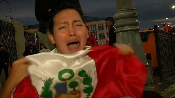 Надежды Дании и слёзы Перу - последние матчи группы С