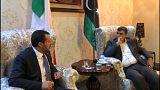 Matteo Salvini pide centros de inmigrantes en las fronteras externas de Libia
