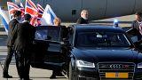 Исторический визит британского принца