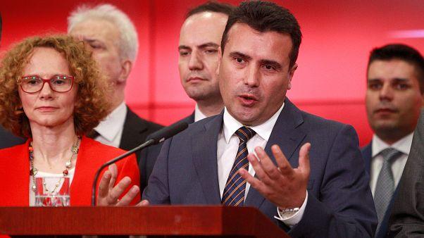 Ζόραν Ζάεφ: Θα παραιτηθώ εάν αποτύχει το δημοψήφισμα
