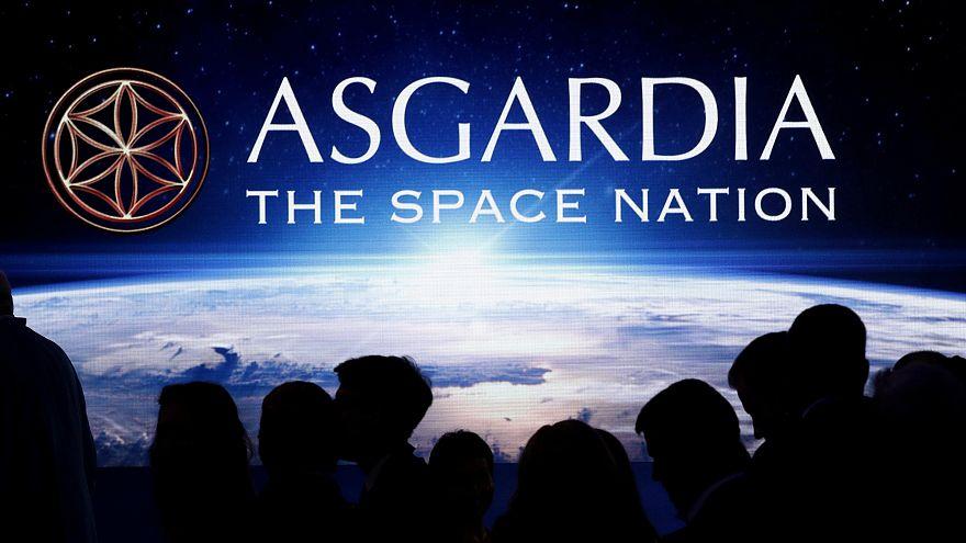 'Devlet Başkanı'nı seçen Uzay Cumhuriyeti Asgardia yeni vatandaşlarını bekliyor